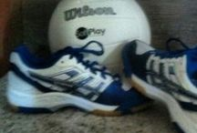 For the love of the game.....Volleyball