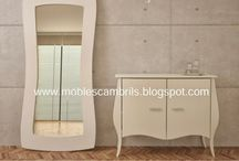Muebles de ENTRADA o recibidores / by MOBLES CAMBRILS