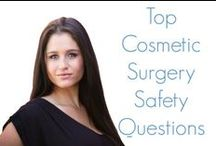 Get the Facts on Cosmetic Surgery / La Jolla Cosmetic Surgery Centre has phenomenal resources for you! We've got everything from things to know when shopping for a plastic surgeon, questions to ask at your cosmetic surgery consultation, how to make sure you are in a safe environment, anesthesia facts, and more! Learn more on our website at http://www.ljcsc.com/glamipedia / by La Jolla Cosmetic Surgery