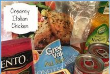 Freezer Cooking / I want to try my hand a freezer cooking so I am collecting ideas and recipes