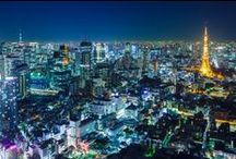 Tokyo / Tokyo: The Original Neon Megapolis Tokyo: The Original Neon Megapolis / by Augustus Collection