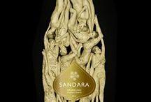 Sandara Elegance Can Be Fun / Sandara son los nuevos y refrescantes espumosos bajos en alcohol de Bodegas Vicente Gandía. Un nuevo concepto de saborear el vino.