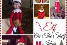 Mom Maven's Elf on the Shelf Ideas / Is the Elf on the Shelf coming to your Christmas home this year? Here are lots of tips, tricks and ideas for incorporating the little elf into your family.