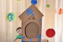 Kids: Fun Forts, Dens, and Nooks