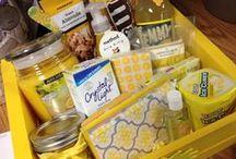 Box of Sunshine / Hello Yellow!!!!!
