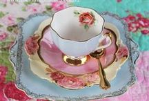 Coffee, Tea or… / by Cynthia McClellan