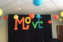 VBS Move 2015 / VBS ideas for MOVE from summerxp.com