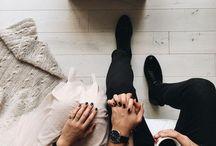 I love love. / romance + love