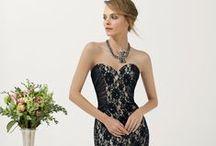 Black Tie Dresses / Designer black tie dress rentals