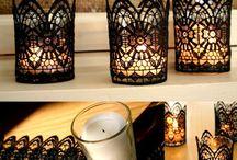 Idee da realizzare candele