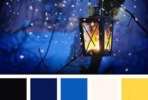 Abbinamenti colori