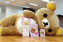 Rilakkuma / San-X Rilakkuma Online Store: http://www.modes4u.com/japanese/Rilakkuma