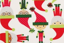 Christmas Fabric / Christmas fabric from Kokka, Michael Miller, Robert Kaufman, Riley Blake and more. Import from Japan or USA. http://www.modes4u.com/en/cute/c175_Christmas-Fabric.html