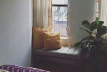 Home Decor / spaces that inspire me