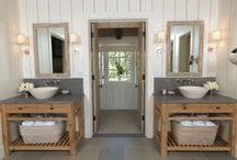 Inspired Bathrooms / by Jennifer Leible