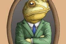 Mr. Froggy Love Lives