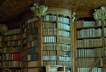 Gorgeous Bookcases / by Duke University Press