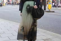Maxi skirts / by Grazia UK
