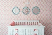 Baby room / by Sarah Pullium