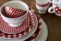 Polka Dots, Stripes And Gingham