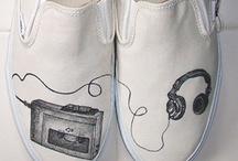 foot wear / by Ben Tyler