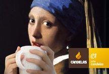 Arte y Café. / El buen café es todo un arte. La selección, la preparación de los elementos y la degustación son momentos únicos, valorados en todas las épocas y con gran importancia en la historia.