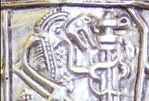 7th century Germanic (601-700) - Military / by Heather Clark (Kirstyn von Augsburg)