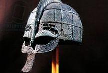 9th century Germanic (801-900) - Military / by Heather Clark (Kirstyn von Augsburg)