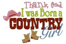I'm a Country Girl