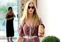 Celebrities' holiday wardrobes / by Grazia UK