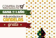 Promociones Candelas / Las mejores ofertas y promociones de nuestros productos, a tu alcance.
