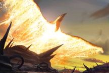 Storyboard: Fire and Song / There can only be one Firebird.
