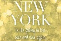 New York...I love this City