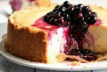cheesecake recipes. / A collection of the most delicious cheesecake recipes on Pinterest! / by Mom Spark // MomSpark.com