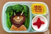 bento box meals & snacks. / It is so much more fun to eat a meal or snack in a bento box! / by Mom Spark // MomSpark.com
