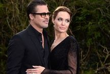 Brad Pitt and Angelina Jolie Wedding / From their love story to their wedding day we chart all of the best Brangelina moments... / by Grazia UK