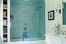 Coastal Bathroom Ideas / by Jennifer Leible