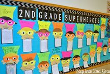 2nd Grade / by Abby Laughlin
