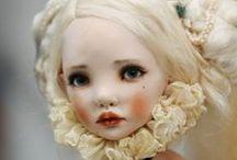 Doll Art / Inanimated, yet smart.