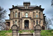 Mansions & Houses / Grandeur & Dignity