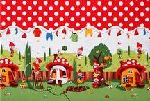 Telas Infantiles (ES) / Bienvenidos al paraíso de las telas. De lunares, cuadros, floreadas, con personajes de cuento, animales o matrioskas, aquí encontrarás cientos de textiles de diferentes diseños. Tenemos materiales como el algodón, el punto o la franela, de fabricantes como Kokka, Michael Miller o Robert Kaufman, procedentes de Japón o de EE. UU. También ofrecemos plastificados y tejidos ecológicos, con preciosos diseños y muchos colores. http://www.modes4u.com/es/cute/c143_Textiles.html