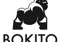 Logo-ontwerp gorilla