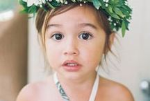 DIY Floral Crowns / DIY Floral Crowns Tutorials | Explore easy and fake DIY floral crowns for weddings, flower headbands, simple boho designs, for fall, party stations, veils, and more.