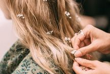 HAIR / Wedding and Bridal Hair Inspiration and Styles