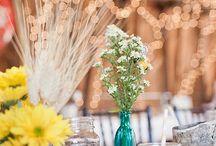 || farm wedding || / Farm Wedding Ideas / by Nicole Lawrence