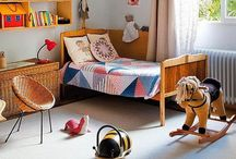Kid's Rooms / by Hilary Frazier