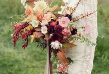 FLORALS / Wedding Flower Inspiration