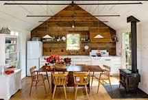 En la cocina / Colección de mobiliario y decoración para la cocina