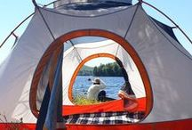 Camping / Sleep under the stars with L.L.Bean