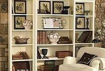 Sorelle Interior Style: small space ideas / design ideas for our clients with smaller homes.  rooms actually done by Sorelle are noted.  otherwise this board is meant to simply inspire.  we hope you'll visit our website at sorelleinteriorstyle.com